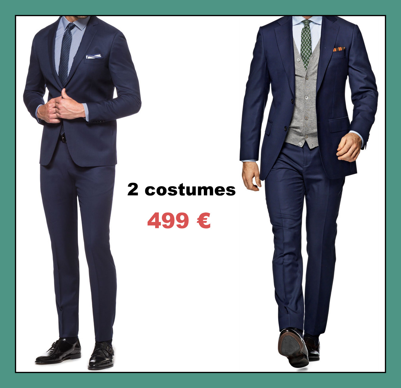 2 costumes-