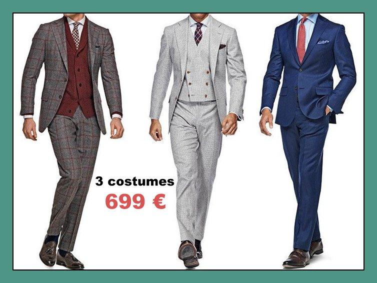 3 costumes-